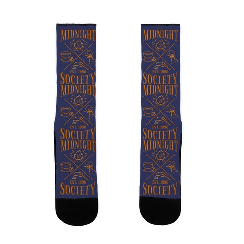 Midnight Society Sock