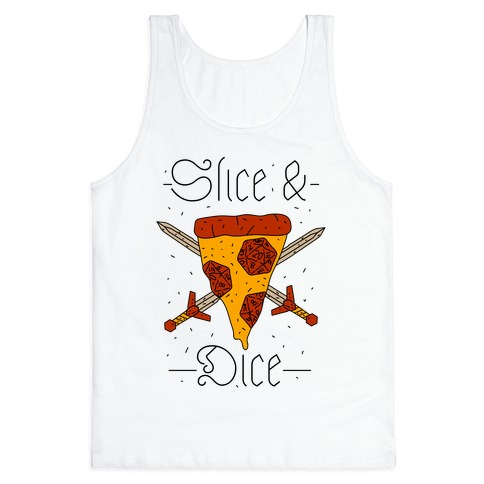 Slice & Dice  Tank Top