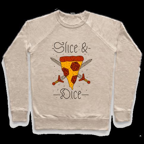 Slice & Dice Pullover