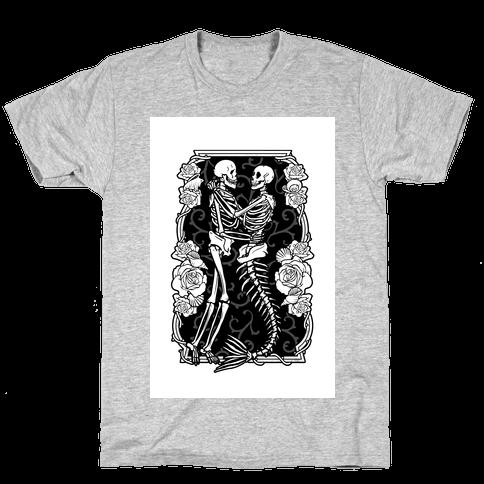 Deep Sea Lovers Mens/Unisex T-Shirt