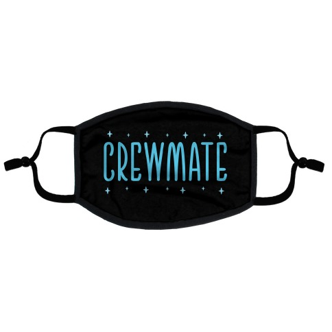 crewmate Flat Face Mask
