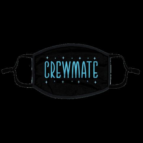 crewmate Flat Face Mask