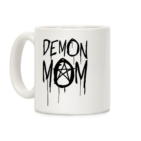 Demon Mom Coffee Mug