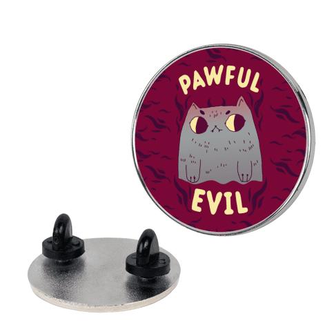 Pawful Evil Pin