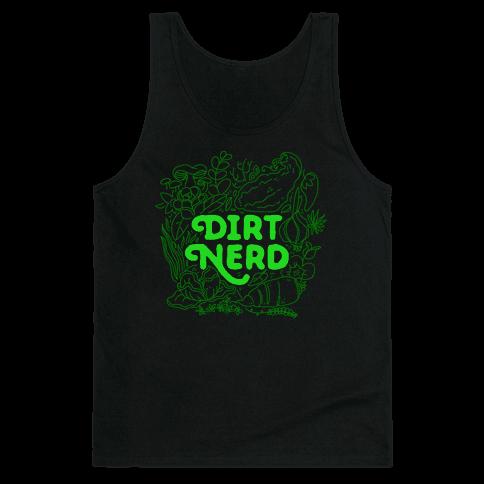 Dirt Nerd Tank Top