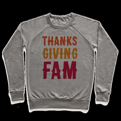 Thanksgiving Fam Pullover