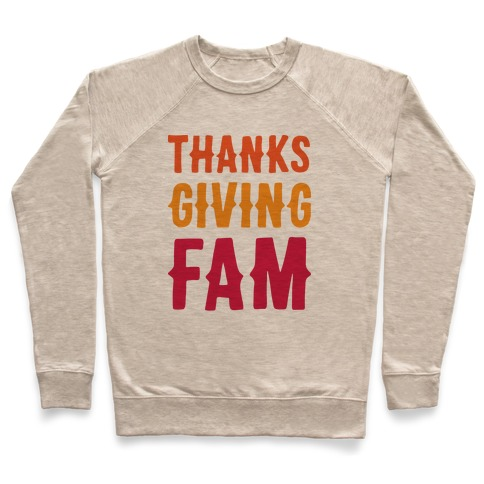 Thanksgiving Fam Pullover