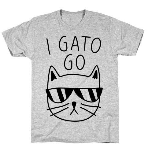 I Gato Go T-Shirt