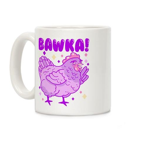 Bawka! Chicken Coffee Mug