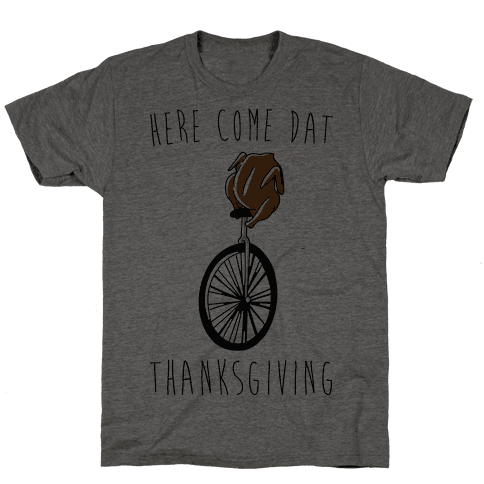 Here Come Dat Thanksgiving