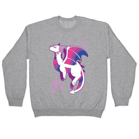 Bi Pride Dragon Pullover