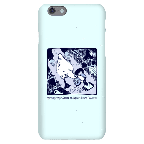 Lofi Hip Hop Goose Phone Case