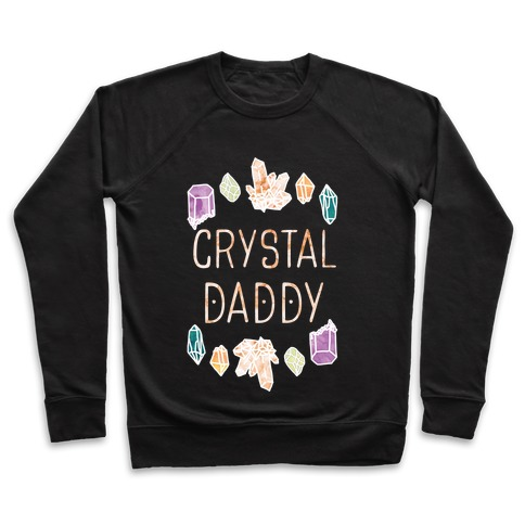 Crystal Daddy Pullover