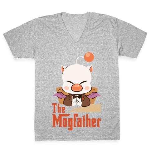 The Mogfather V-Neck Tee Shirt