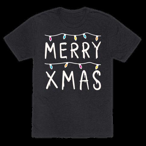 Merry Xmas Things (White)