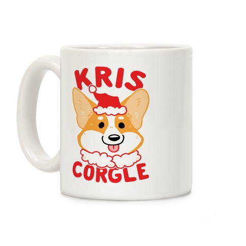 Kris Corgle Coffee Mug
