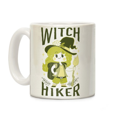 Witch Hiker Coffee Mug