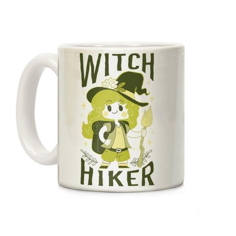 Witch Hiker Coffee Mug