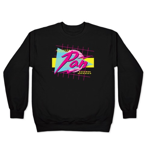 Pan 80s Retro Pullover