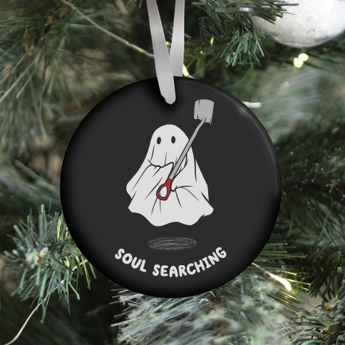 Soul Searching Ornament