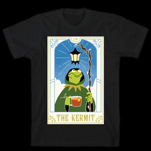 The Kermit Tarot Card Mens/Unisex T-Shirt