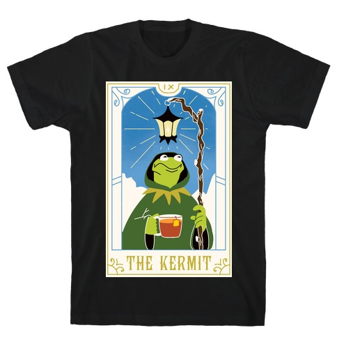 The Kermit Tarot Card T-Shirt