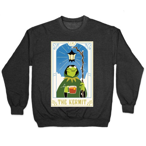 The Kermit Tarot Card Pullover