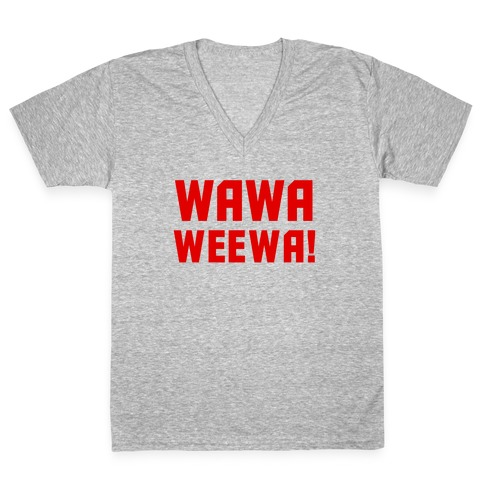 WawaWeewa V-Neck Tee Shirt