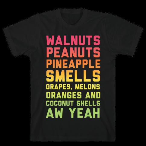 DK Rap Lyrics Mens T-Shirt