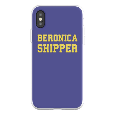 Beronica Shipper Phone Flexi-Case