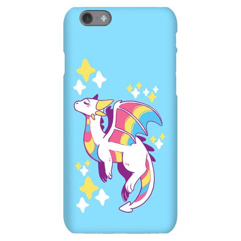 Pan Pride Dragon Phone Case