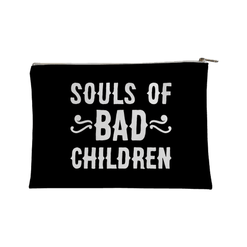 Souls of Bad Children Accessory Bag
