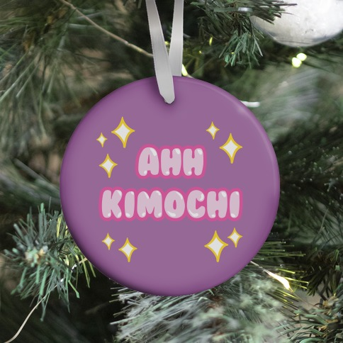 Ahh Kimochi Ornament