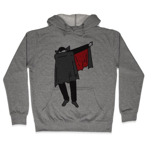 Dabbing Dracula Hooded Sweatshirt