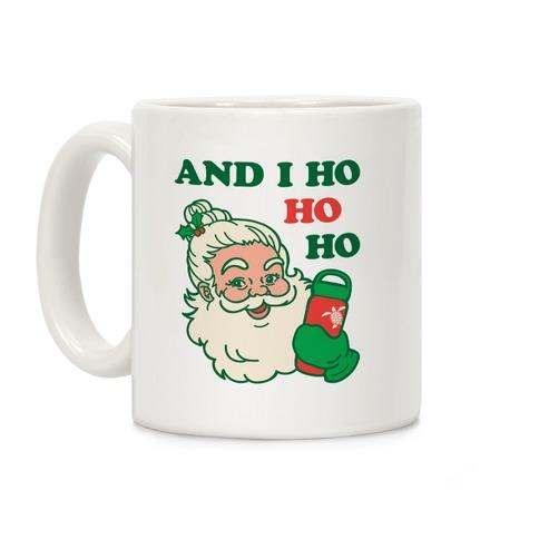 VSCO Santa Parody Coffee Mug
