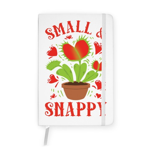Small And Snappy Notebook