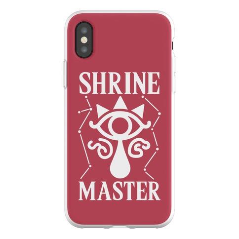 Shrine Master Phone Flexi-Case