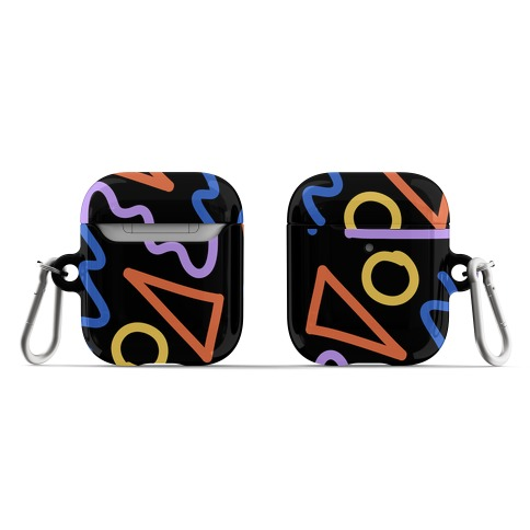 Bold Abstract Shape Outlines AirPod Case