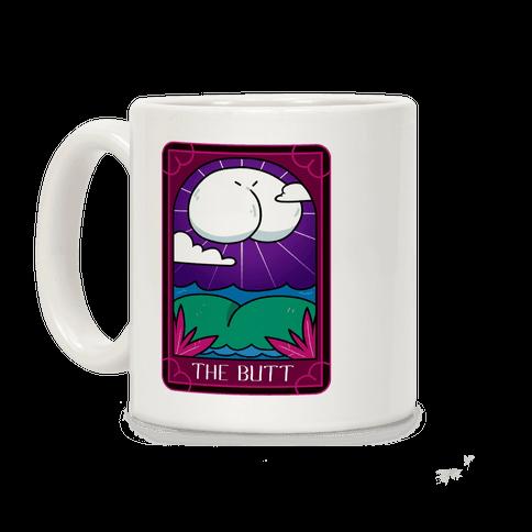 The Butt Coffee Mug