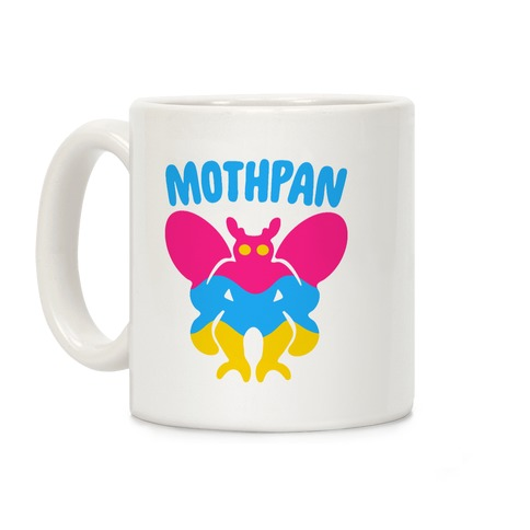 MothPan Coffee Mug