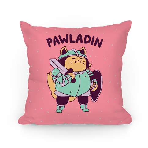 Pawladin Pillow