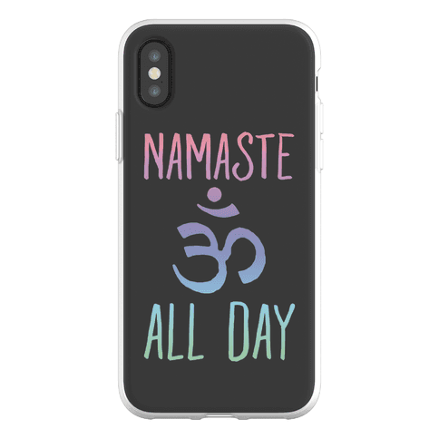 Namaste All Day Phone Flexi-Case