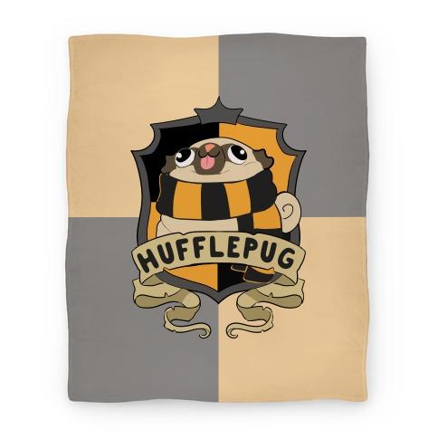 Hufflepug Blanket