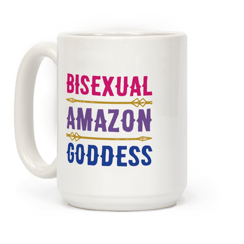Bisexual Amazon Goddess Parody
