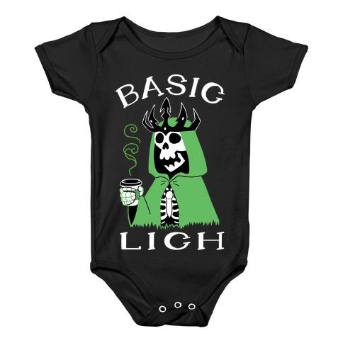 Basic Lich Baby Onesy
