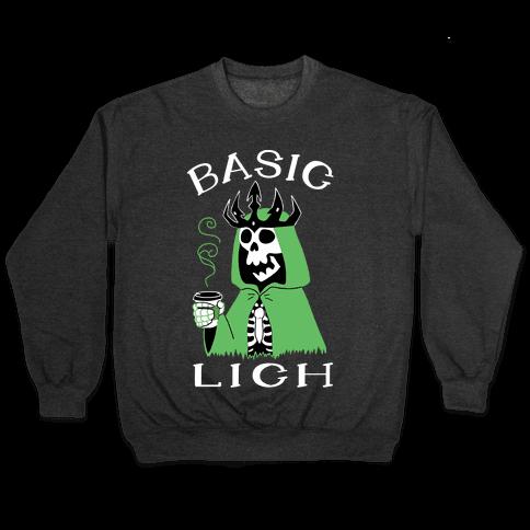 Basic Lich Pullover