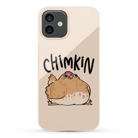 Chimkin Derpy Chicken Phone Case