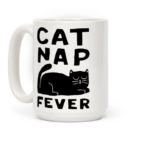 Cat Nap Fever Coffee Mug