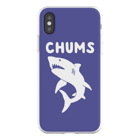 Best Chums Pair 2 Phone Flexi-Case