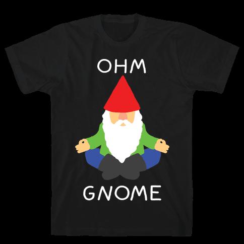 Ohm Gnome Mens T-Shirt